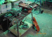 Multimaquina de carpinteria hobista