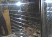 Estufa cultivo equipos frio c/controlador digital temp.largo 600mm,1680 altura, 640 ancho