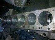 Motor chevrolet 250 completo o por partes