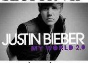 Justin bieber acceso vip platino / preferencial