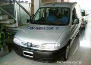 Peugeot partner--confort--plc  2010, capital federal