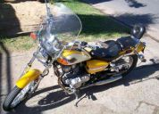 Honda rebel 250 año 97 impecable 40mil kmts reales