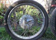 Vendo ruedas cg 125 armadas