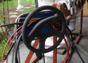 Johnson 25 hp con accesorios