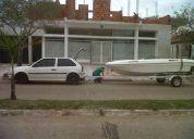 Vendo lancha open pescadora