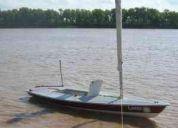 velero laser vela radial modelo 2000