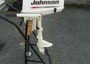 Motor johnson 3.5 modelo 2004