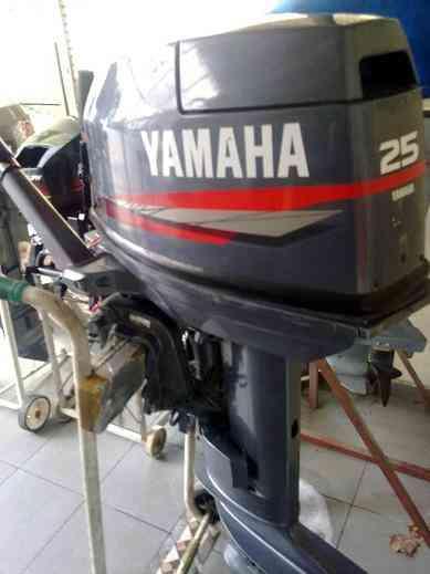 Motor yamaha 25 hp fuera de borda a o 2000 impecable for Fuera de borda yamaha