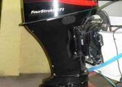 Motor mercury 50 hp 4 tiempos