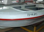 bote 4.30 y motor 15hp power-tec todo 0km
