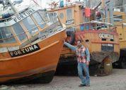 barco de pesca 9,90 mts vendo (2)