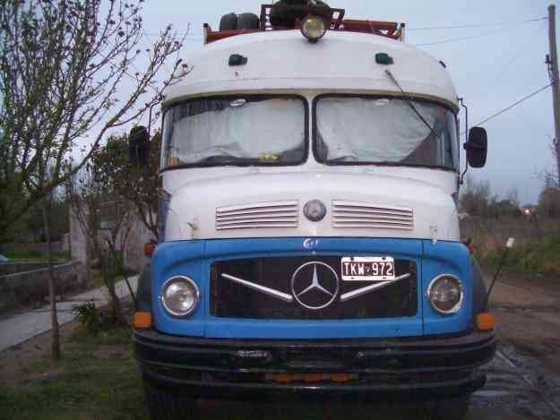 Mercedes Benz 1112 Casa Rodante Pehuaj 243 Francisco
