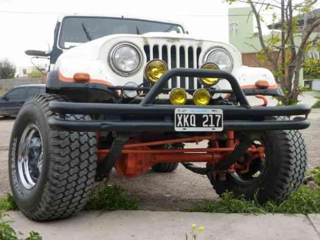 Jeep Ika Baqueano 4x4  Rawson  Playa Union - Doplim