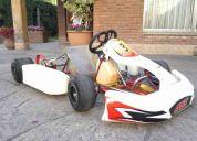 karting  pcr con o sin motor, italiano, envio a todo el pais!!!