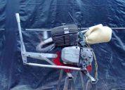 Vendo motor sapucay 125 cc. para karting