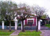 La reja excelente chalet s/ terreno 800 m2 arbol