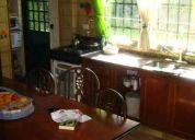 Chalet, 4 dormitorios, jardin, garage