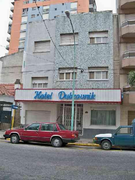 hotel en la plata: