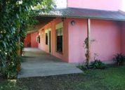 Casa quinta hermosa ( barrio la dolly)  exc. ubicación