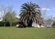 Permuto casa quinta muy linda barrio cerrado