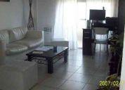 departamento en alq x temp. 3 ambientes. 2 dormitorios. 65 m2. la perla .a mts de la playa. rocca pr