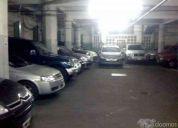6 garage de estacionamiento capital federal