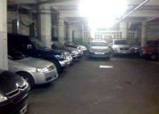 Garage de estacionamiento+ mini local. unico en venta en microcentro