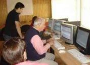 Clases y cursos de computacion para adultos en belgrano