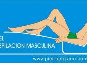 Servicios depilacion masculina y belleza para hombres