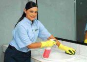 Somos una empresa que ofrece servicios de limpieza para empresas, oficinas, comercios, etc