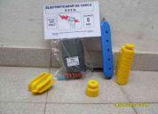 Boyero electrificador de cerco para mascotas.(controle plagas gatos y  perroscallejeros)