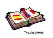 Traducciones español/ingles al francés
