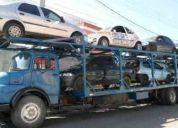 Transporte de autos a mar del plata