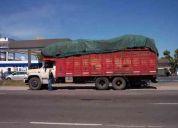 Mudanzas a corrientes y resto del pais.camion