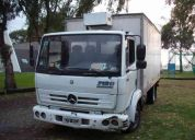 Transporte  / fletes / repartos / distribuciÓn de carga refrigerada y gral.