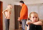 Divorcios - alimentos - tenencia- regimen de visitas