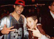 Hip hop man 100%lucha  / cumpleaÑos infantiles