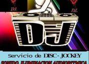 Dj.  disc jockey  dj. fcio. varela y zona sur.  para eventos