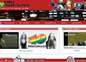 Canales de tv y cable libre y gratuitos por internet, canal 13 en vivo, america tv