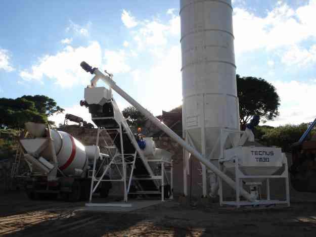 Planta de Hormigón Tecnus TM - 30