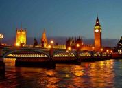 cursos de inglés, maestrías y posgrados en londres