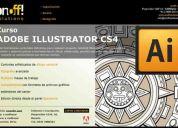 Curso de illustrator cs4 en rosario - instructores certificados por adobe