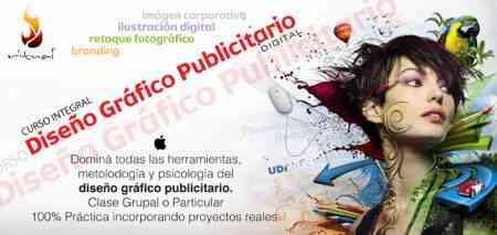 Cursos Particulares/Grupal- Diseño Publicitario Digital
