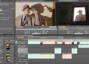 Aprendé a editar video con adobe premiere pro cs4