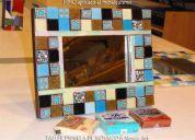 Taller de arcilla polimerica aplicada al arte del mosaico
