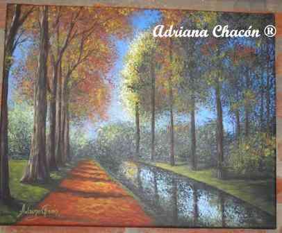 Clases de Dibujo y Pintura - Adriana Chacon