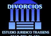 divorcios   abogados   mar del plata  dra. trassens  4862727-155458788