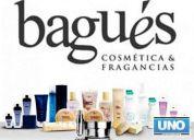 Venta directa por catalogo - bagues cosmetica & fragancias internacionales
