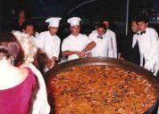 Paellas patagonia -cocina a la vista- eventos & catering
