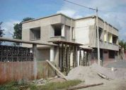 Construccion de casas y cabañas en chascomus - albañileria en gral